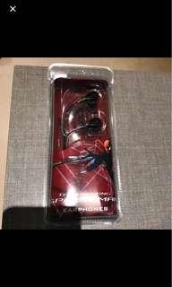 BN Spiderman earphones