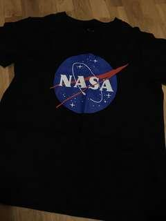 NASA art science museum shirt