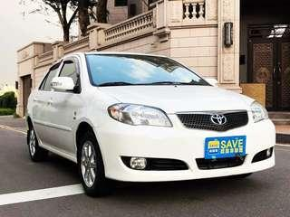 07 Toyota vios1.5低🈷️付 全額貸