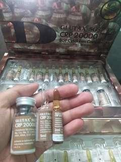 Glutax CRP 20,000 Complete Set