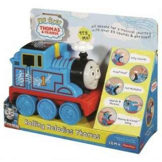 Fisher Price Thomas And Friends Rolling Melodies