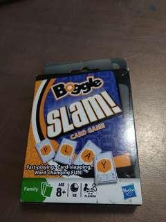 Boggle Slam card game
