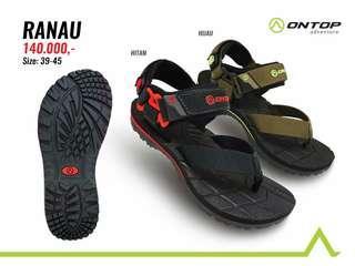 Sandal Gunung ON TOP RANAU series