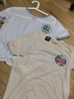 CO graphic tees