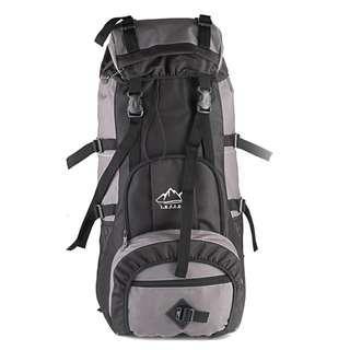 carrier tas ransel backpack adventure outdoor 60L original INFICLO