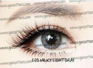 Soflens Eos Milky - Light Gray