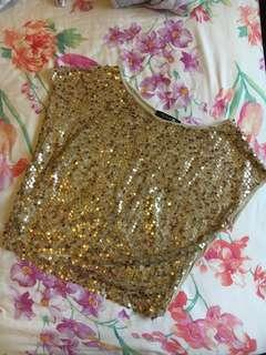 FOREVER 21 SEQUINS TOP #EVERYTHING18
