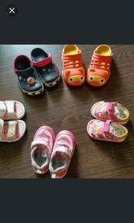 🚚 二手,女童鞋(全部100)