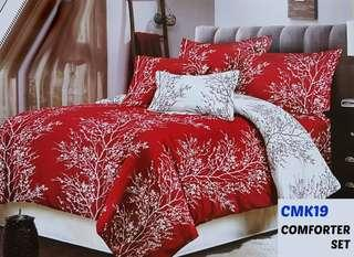 Bedsheet Murah Sekali Comforter