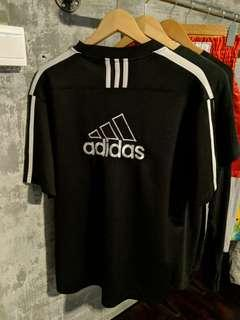 90s Adidas Embroidered Top