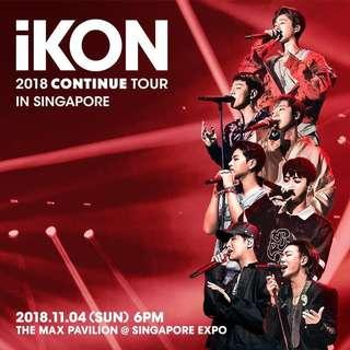 [RESERVED]❗️WTS ❗️IKON IN SG IKONTINUE TOUR IN SG PEN C