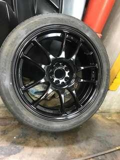 Rota torque 18 inch. 5x100