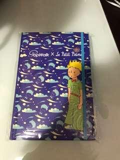 小王子 硬皮筆記簿/畫簿