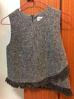 Playdress Grey sleeveless top