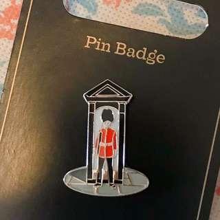 英倫小士兵Pin | British Guardsman Pin Badge