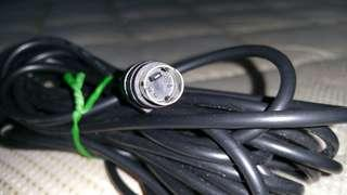 Long S Video cable