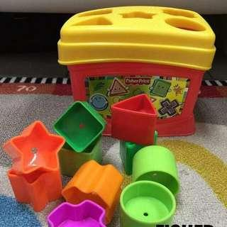Fisher Price Shapes Learning