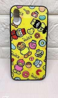 iPhone X case📱小黃鴨🐥