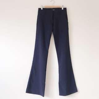 *NEW* Forcast Navy trousers size 6
