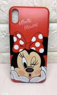 iPhone XS max📱case 🐭Disney Minnie