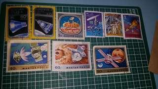 Magya Posta郵票