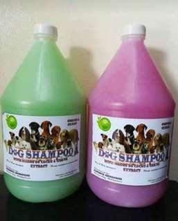 Dog shampoo madre de cacao 1 Gallon
