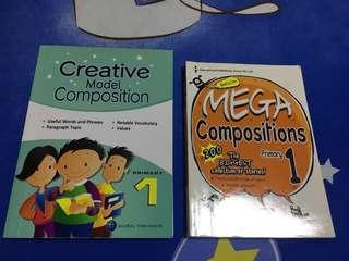 P1 English Creative Writing