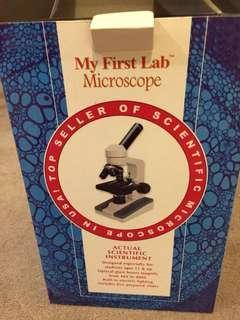 My First Lab Microscope