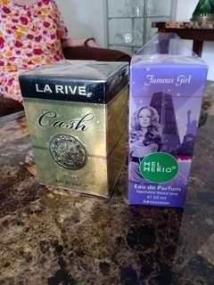 New Eau De Parfume