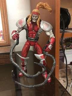 Marvel toybiz hasbro omega red