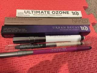 Urban decay assorted make up
