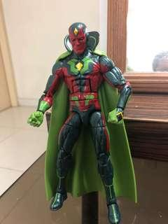 Marvel legends vision hasbro sale