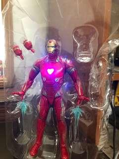 Marvel legends hasbro ironman mark L