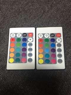 LED REMOTE CONTROLLER (Small)