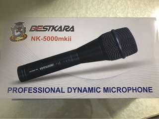 BMB Corded Microphone