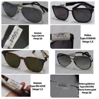Kacamata original 100%