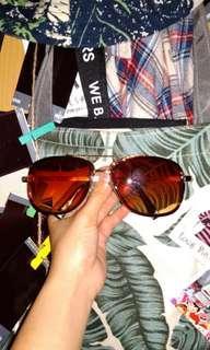 Tony Stark Look a Like Sunglasses