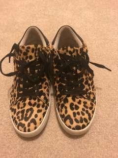 Witchery Leopard Sneakers