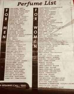Oil Base Perfume for Men and Women