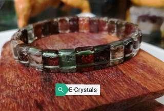 #Four Seasons Phantom Crystal Bracelet 四季幽灵手排