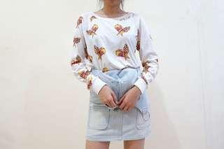 Gowigasa Ice Cream Sweater