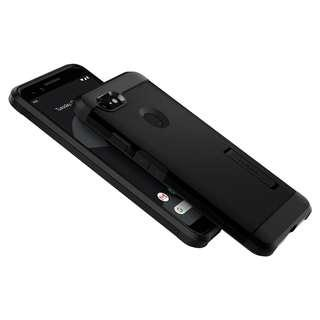 •BRAND NEW• Spigen Tough Armor Google Pixel 3 Black