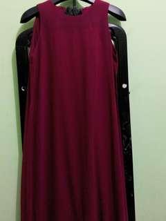 Long dress gaudi