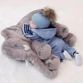 BIG Baby Elephant soft toy