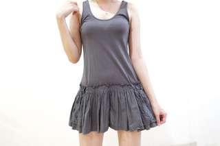 Ballerina Grey Dress