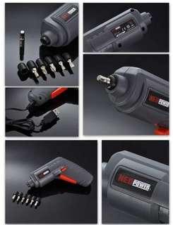 NEO POWER USB充電電鑽