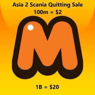 Maplestory M Asia 2 Scania
