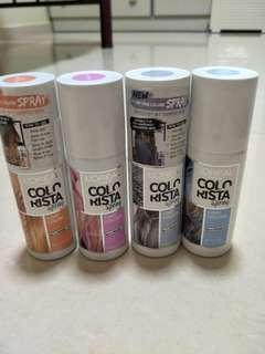 Loreal colorista spray 1 day colour