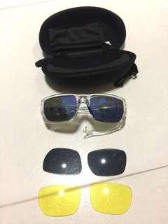 Polarised Sports Sunglasses For sale