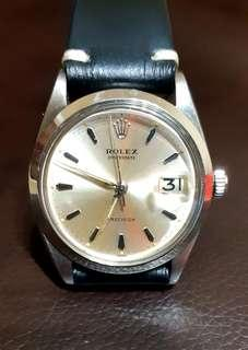 Vintage ROLEX 6694 mechanical winding watch from 1963's